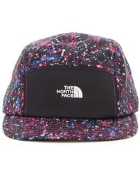 The North Face Nylon Baseball Cap - Multicolor