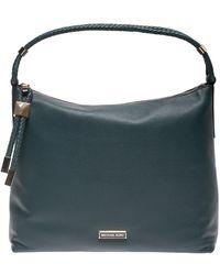 Michael Kors Lexington Large Hobo Bag - Green