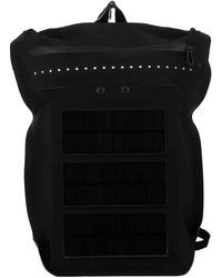 O-range Apolled Solar Black Backpack