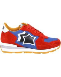 Atlantic Stars Antares Trainers - Red