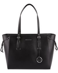 MICHAEL Michael Kors Voyager Md Multifunctional Tz Tote Admiral - Black