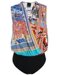 Pinko Inez Bodysuit - Multicolor