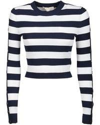Michael Kors Striped Jumoer - Blue