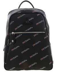 Vivienne Westwood Annie Backpack In Black