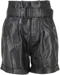 FEDERICA TOSI Shorts - Nero