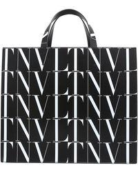 Valentino Garavani - Vltn Shopping Bag - Lyst
