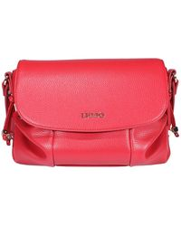 Liu Jo Bag With Drawstring - Red