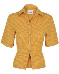Nanushka - Saff Shirt - Lyst