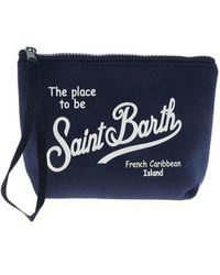 Mc2 Saint Barth Bustina Aline blu