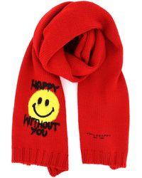 Philosophy Di Lorenzo Serafini Spray Me Smiley® Scarf - Red