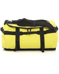 The North Face Base Camp Duffel Small Backpack - Yellow