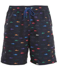 Paul & Shark Swimwear - Blue