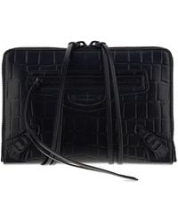 Balenciaga - Neo Classic Clutch - Lyst
