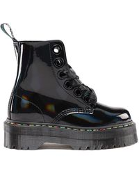 Dr. Martens - Molly Rainbow Ankle Boots - Lyst