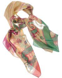 Etro - Bombay Multicolor Shawl - Lyst