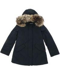 Woolrich - Artic Luxury Jacket In Blue - Lyst