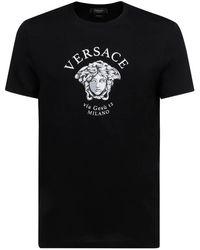 Versace Medusa T-shirt - Black