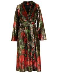 F.R.S For Restless Sleepers Cappotto Acheso - Multicolore