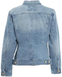 Michael Kors Denim Jacket - Blue