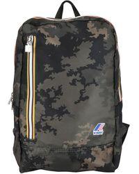 K-Way K-pocket Backpack - Green