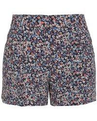 Michael Kors Floral Printed Shorts - Multicolor