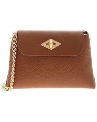 Ballantyne Diamond Micro Bag In Brown