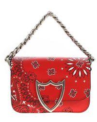 HTC Bandana Printed Bag Small Bag In Red