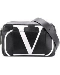 Valentino Garavani Valentino Garavani Vlogo Belt Bag - Black