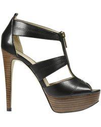Michael Kors Berkley Sandals - Black