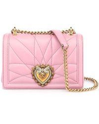 Dolce & Gabbana - Devotion Small Bag - Lyst