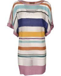 Missoni Copricostume in maglia multicolor - Multicolore