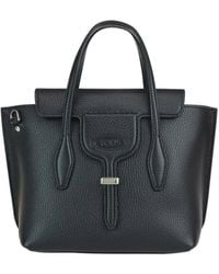 Tod's Mini Joy Tote Bag - Black