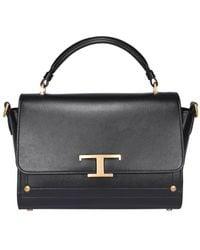 Tod's Timeless Small Bag - Black