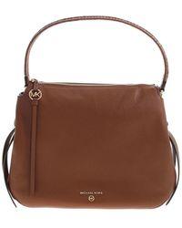 Michael Kors Grand Large Bag - Brown