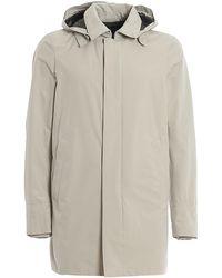 Herno - Laminar Raincoat - Lyst