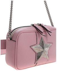 Les Jeunes Etoiles Vega Fanny Pack In Pink