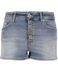 Dondup Klum Shorts - Blue