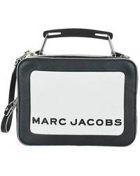 Marc Jacobs The Box 20 Cross Body Bag - Black