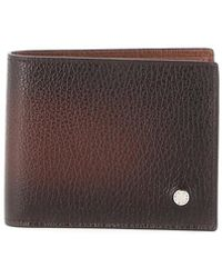 Orciani Logo Bi-fold Wallet - Brown