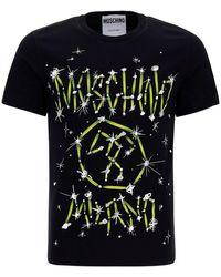 Moschino - T-shirt Galaxy - Lyst