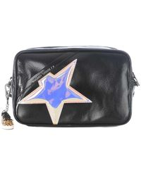Golden Goose Deluxe Brand Black Star Bag Crossbody