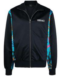 Versace Felpa con stelle marine - Blu