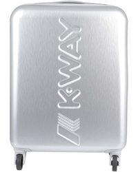 K-Way K-air Trolley - Metallic