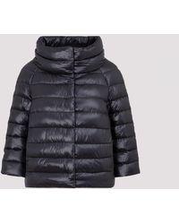Herno Sofia Short Wintercoat - Multicolour