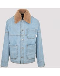 Marni Denim Jacket - Blue