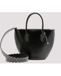 Alaïa Black Latifa Tote Bag