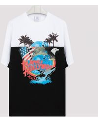 Vetements Planet Hollywood Printed T-shirt - Multicolor