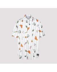 Vetements Light Summer Shirt M - White