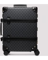 Gucci Globe-trotter Gg Carry-on - Black