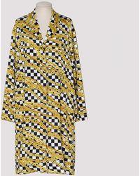 Balenciaga Multicolour Pyjama Dress